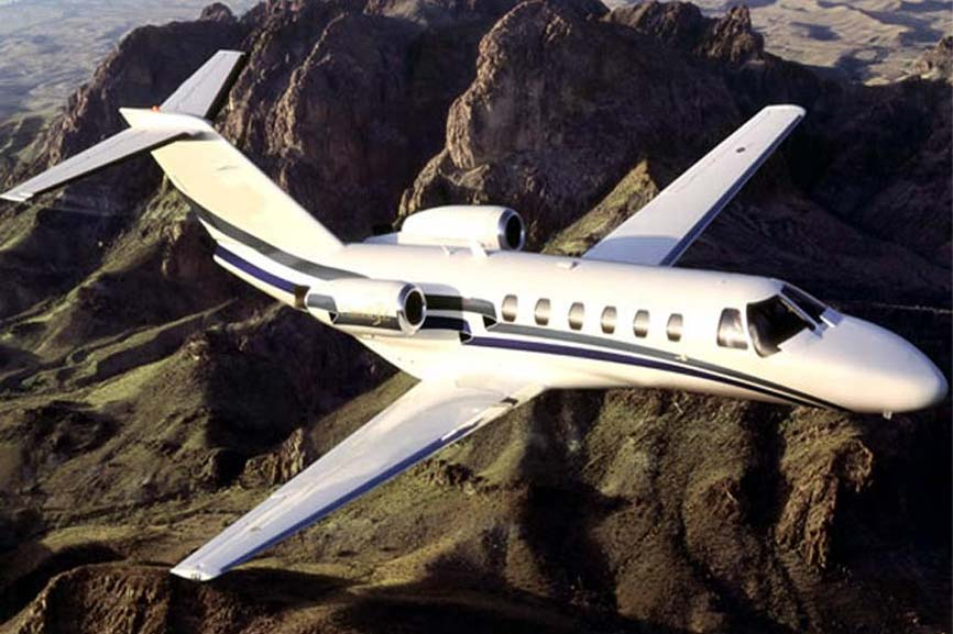 Private Jet Milan
