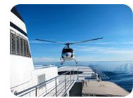 helicopter service, helicopter transfers